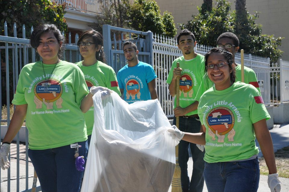With Little Armenia being home to one of the largest Armenian communities  outside the Republic of Armenia, the Little Armenia Beautification Project  is an ...